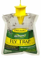 Rescue - Disposable Non-Toxic Fly Trap ( Regular Size ), FTD