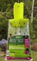 Rescue - Disposable Non-Toxic Japanese/Oriental Beetle Trap, JBTZ