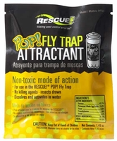 Rescue - POP! Fly Trap Non-Toxic Attractant Refill, PFTA