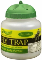 Rescue - Reusable Plastic Non-Toxic Fly Trap, FTR