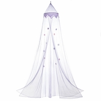 Royal Bed Canopy, Purple 10016379