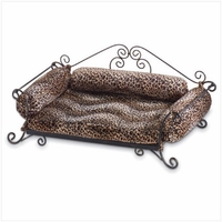 Safari Print Dog Bed 35269