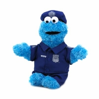 Sesame Street Cookie Monster Policeman 14952