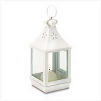 Small Garden Candle Lantern, 7 1/4 inches 38468