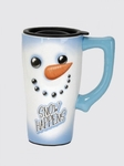 Snow Happens Ceramic Travel Mug 12010489