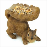 Squirrel Birdfeeder 10012785