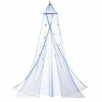 Starry Sky Bed Canopy, Blue 10016378