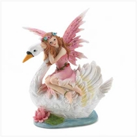 Swan Fairy Coin Bank 14578