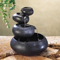 "Tiered ""Granite""  Desktop Fountain 31140"
