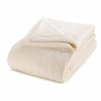 White Plush Blanket 10015346