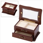 Window Jewelry Box 14382