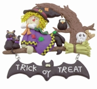 Witch Wall Hanging 29158