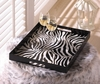 Zebra Print Serving Tray 10015513