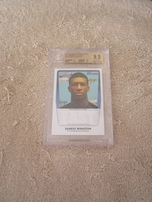 2011-2013 Perfect Game Rookie Cards