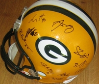 Active Football Player Autographs