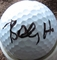 Billy Horschel autographed golf ball