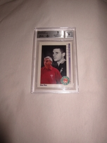 Bob Knight certified autograph Indiana Hoosiers 1992 Star Pics card graded BGS 9 JSA
