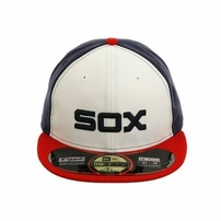 Chicago White Sox authentic New Era alternate game model 1982-1986 throwback cap or hat