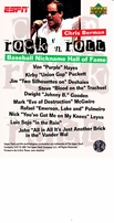 Chris Berman ESPN 1997 Upper Deck baseball rare MLB All-Star FanFest promo card