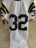 Cliff Avril Purdue Boilermakers 2006 team issued authentic Nike throwback jersey