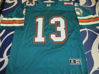 Dan Marino Miami Dolphins early 1990s authentic Starter triple stitched jersey
