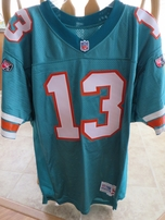 Dan Marino autographed Miami Dolphins 1995 Wilson Pro Line authentic game model jersey (JSA)