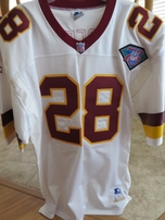 Darrell Green Washington Redskins authentic 1994 Starter team issued game model jersey
