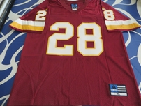 Darrell Green Washington Redskins authentic Adidas burgundy stitched jersey
