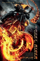 Ghost Rider Spirit of Vengeance set of 2 mini movie posters (Nicolas Cage)