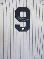 Graig Nettles autographed New York Yankees home jersey inscribed 6X ALL STAR