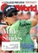 Heath Slocum autographed 2009 Golf World magazine