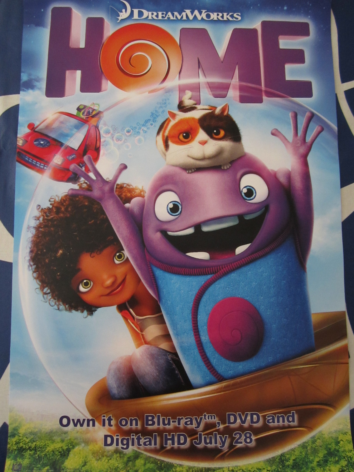 home 2015 promo dreamworks movie poster 3