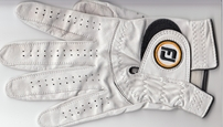 Jack Spradlin Jr. autographed tournament used or worn Footjoy golf glove