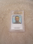 Jameis Winston 2011 Perfect Game Topps Bowman Rookie Card graded BGS 9.5 GEM MINT