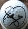Jason Day autographed golf ball