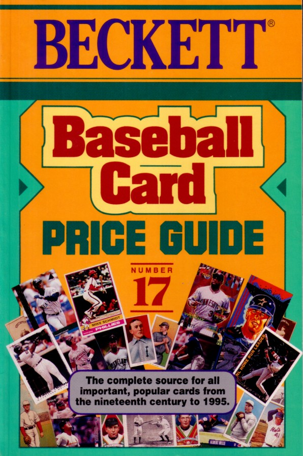 Free Online Baseball Card Price Guide - Baseball Card ...