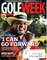 Jim Thorpe autograped 2011 Golfweek magazine