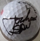 Jordan Spieth autographed Farmers Insurance Open Callaway golf ball
