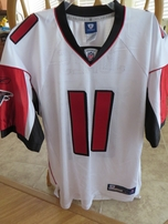 Julio Jones Atlanta Falcons authentic 2011 ROOKIE SEASON Reebok NFL Equipment stitched jersey NEW