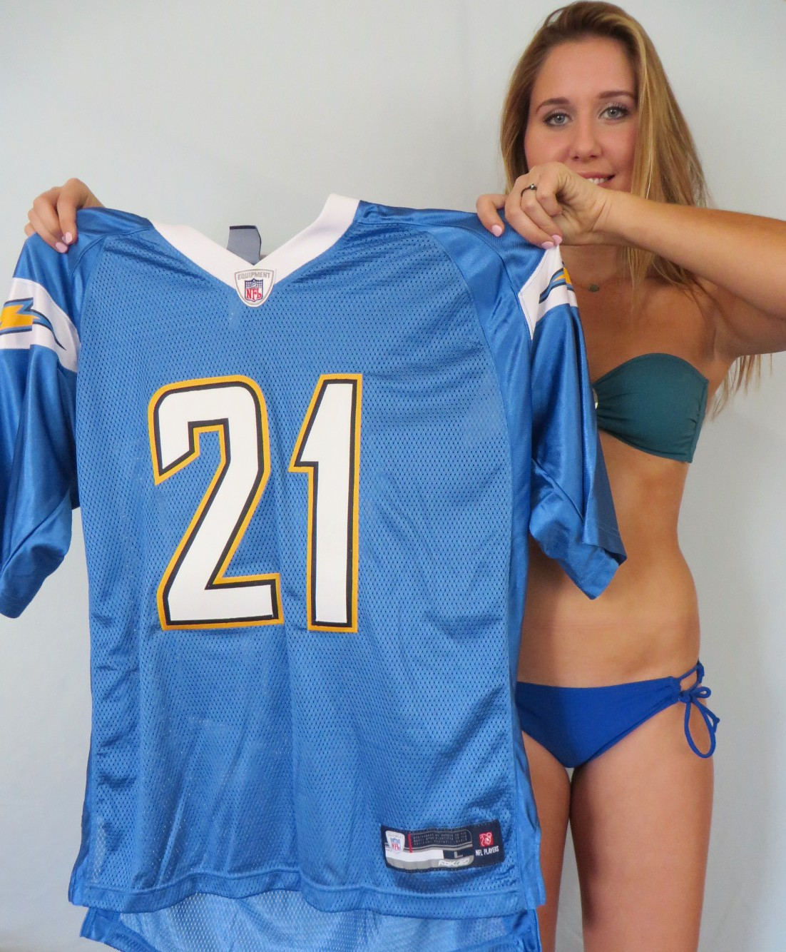 Ladainian Tomlinson San Diego Chargers 2007 Authentic