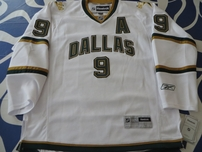 Mike Modano Dallas Stars white authentic Reebok double stitched jersey NEW WITH TAGS