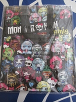 Monster High 2016 Comic-Con Mattel promo tote bag