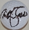 Nick Faldo autographed tournament used Titleist Pro V1 golf ball