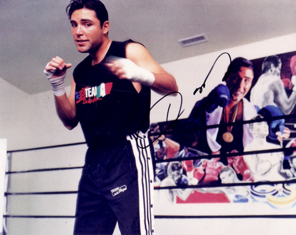 the boxer oscar de la hoya essay Essay oscar de la hoya is a famous professional boxer he is known all over the world for his looks, talent in the ring and his great sportsmanship he is one of the best fighters in the field of boxing and a good role model for young children in the world today.
