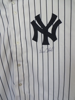 Paul O'Neill autographed New York Yankees authentic jersey (Steiner)