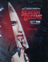 Scream Queens 2015 Comic-Con promo fake knife plastic headband