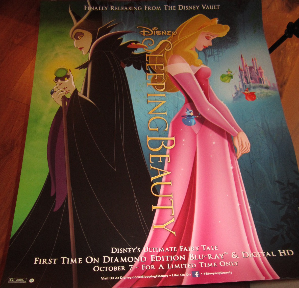 sleeping beauty dvd 2014 wwwimgkidcom the image kid