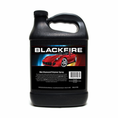 1 Gallon BLACKFIRE Wet Diamond Polymer Spray Refill