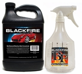 1 Gallon BLACKFIRE Wet Diamond Waterless Wash Concentrate & 36 oz. Detail Bottle