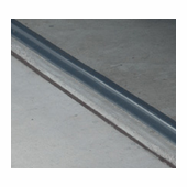 10' Garage Door Seal in Gray